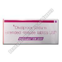 Dicorate ER 250mg Tablets