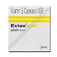 Evion 600mg Capsules
