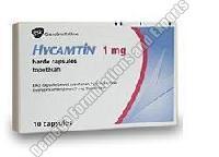 Hycamtin Capsules