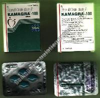 Kamagra - 100 Gold Tablets
