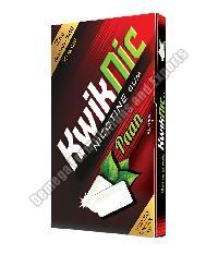 Kwiknic 2mg Chewing Gum