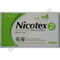 Nicotex Chewing Gum