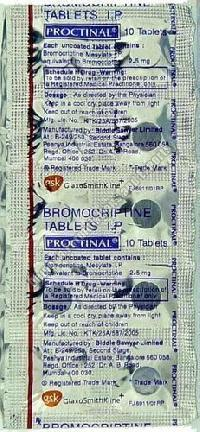 Proctinal 2.5mg Tablets