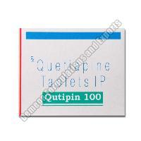 Qutipin 100mg Tablets