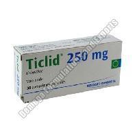 Ticlid Tablets
