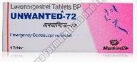 Unwanted-72 Capsules