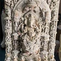 Ganesha Stone ( Roopsa-God 004)