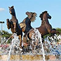 OutDoor Big Fountain (Roopsa F006)