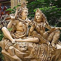 Shiva Parvati (Roopsa God 003)