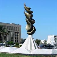 Traffic Circle Statue (Roopsa TC003)