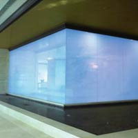 Switchable PDLC Glass
