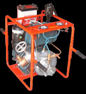 AAAG Portable Firefighting pump
