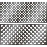 Carbon Steel Perforated Sheets