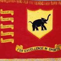 Embroidered Banners 06