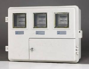 Domestic Electric Meter Box- Single Phase