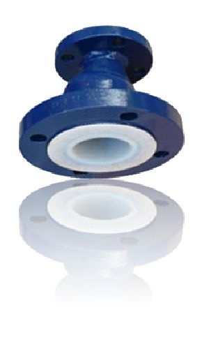 PTFE Concentric and Eccentric Pipe Reducer