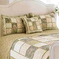 Avignon Pillow Sham (Beige)