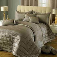 Elegance Bedroom Couture Chic Faux Silk Bedspread