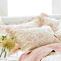 Etoille Pillow Sham (Pink)