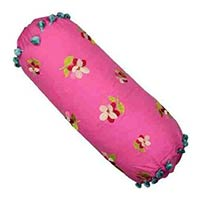 Tilly Patchwork Filled Bolster Cushion