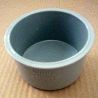 PVC Plain End Cap (75 mm)