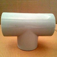 PVC Regular Tee (90mm)