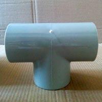 PVC Socket Tee (75mm)