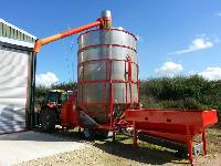 mobile maize dryers