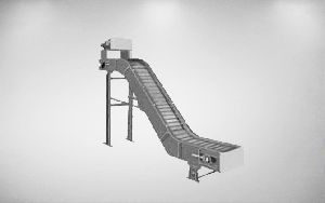 Hinged Belt Steel Conveyors