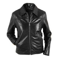 Leather Ladies Jaket 05