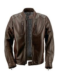 Leather Mens Jaket 03