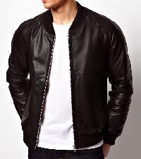 Leather Mens Jaket 04
