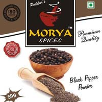Morya Black Pepper Powder