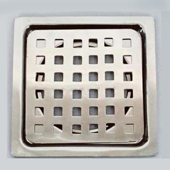 Bathroom Square Gratings