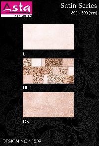 Satin Matt Wall Tiles (30x60) (11009)