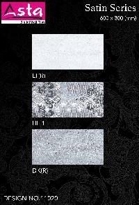 Satin Matt Wall Tiles (30x60) (11020)