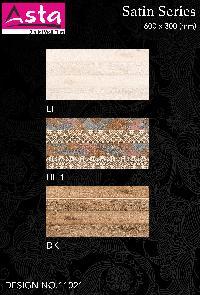 Satin Matt Wall Tiles (30x60) (11021)