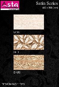Satin Matt Wall Tiles (30x60) (11023)