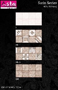 Satin Matt Wall Tiles (30x60) (11034)