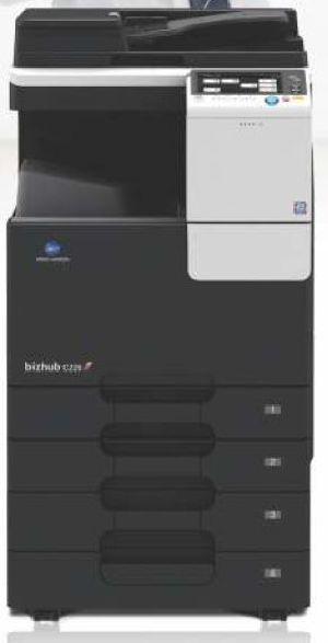 Bizhub C 226 Konica Minolta Photocopier Machine