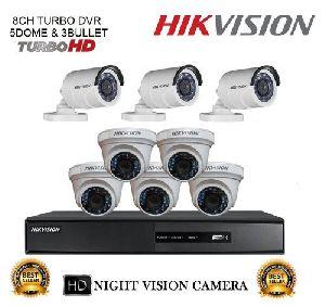 DVR HiKvision CCTV Camera