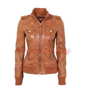 SK5 Summer Leather Jacket