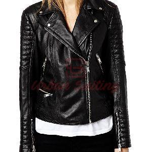 Ziggy Biker Leather Jacket