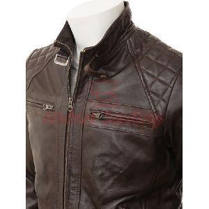 Men Fashion Leather Jacket