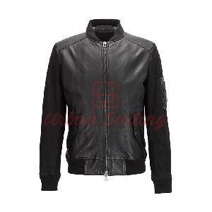 Style Jixx Leather Jacket