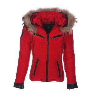 Angelina Red Jacket