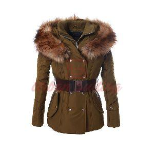 Russian Short Green Jacket