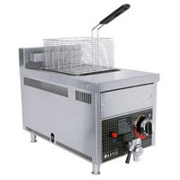 Deep Fat Fryer Single (Electric Gas) Table Top