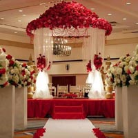 Engagement Stage Decor