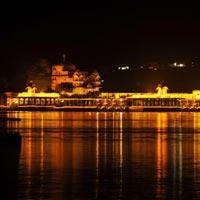 The Jagmandir Island Palace